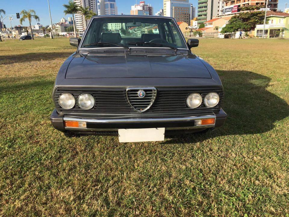 1985 Alfa Romeu TI