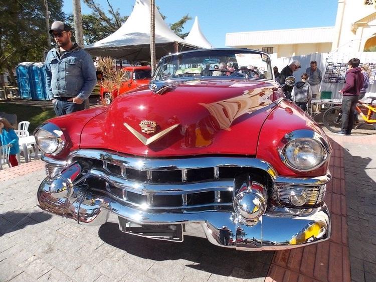 1953 Cadillac Conversível