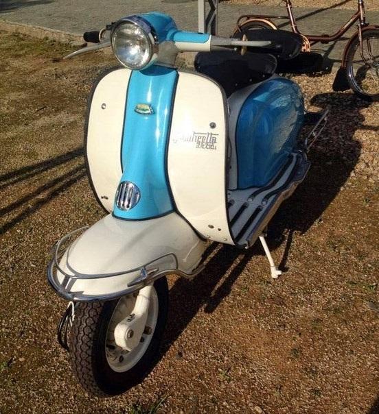 1965 Lambretta Li