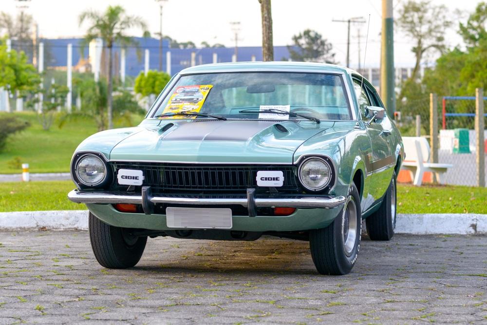 1978 Ford Maverick GT4