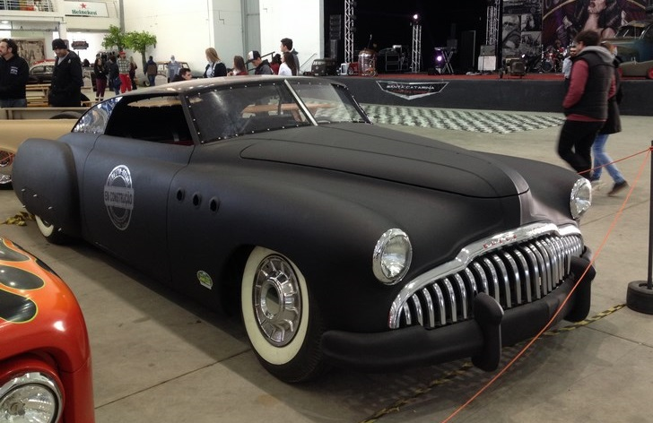 1949 Buick ¨Hot¨