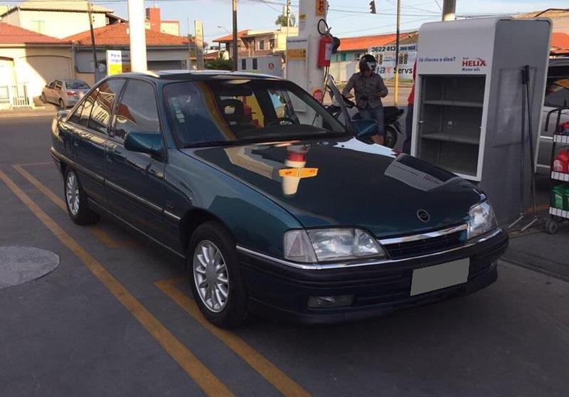 1995 Chevrolet Omega CD