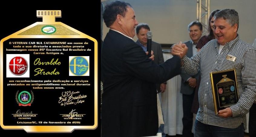Dia 19 de Novembro de 2016 em Criciúma/SC