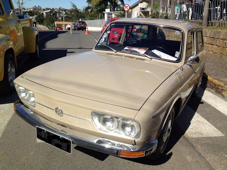 1972 VW Variant