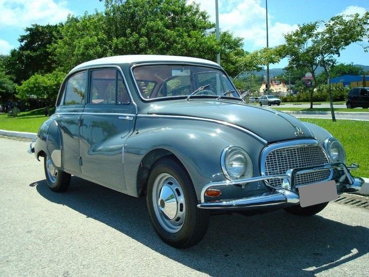 1963 DKW Belcar